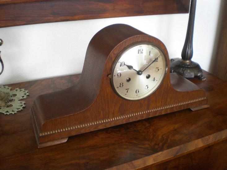 orologio da camino
